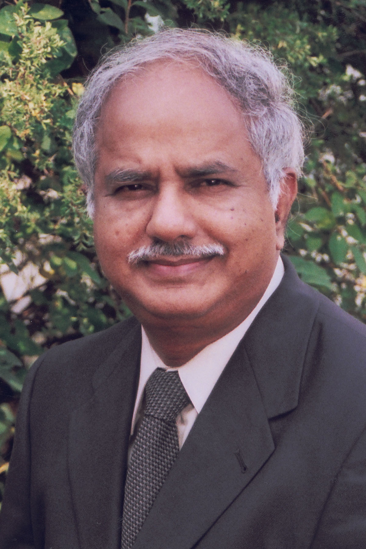 Portrait of Raj Reddy