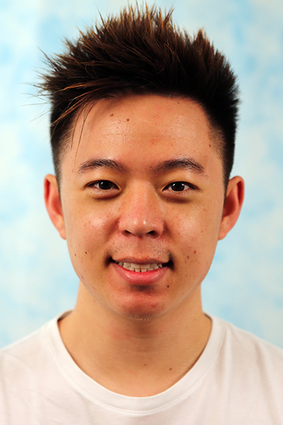 Portrait of Eric Huang