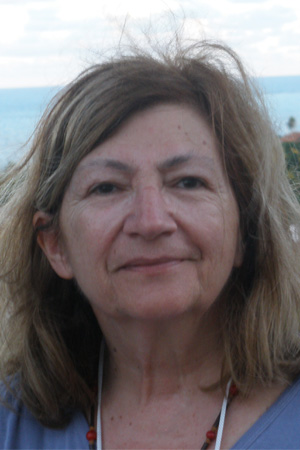 Portrait of Katia Sycara