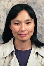 Portrait of Lujie Chen