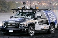 General Motors-Carnegie Mellon Autonomous Driving Collaborative Research Lab image