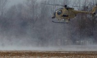 Helicopter Obstacle Avoidance and Landing image