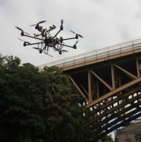The Aerial Robotic Infrastructure Analyst (ARIA) image
