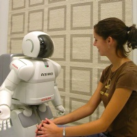 Human-Robot Interaction image
