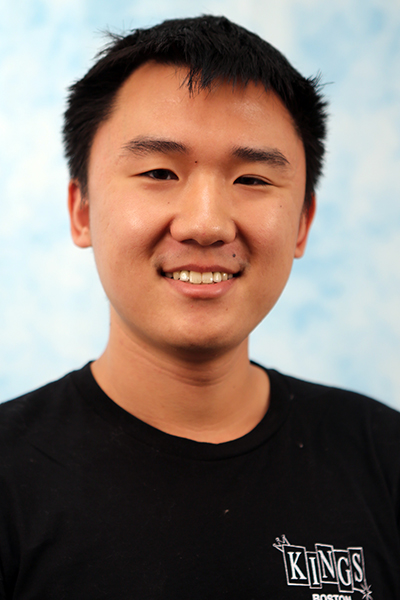 Portrait of Zihan Chen