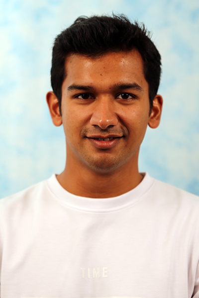 Portrait of Shubham Agrawal