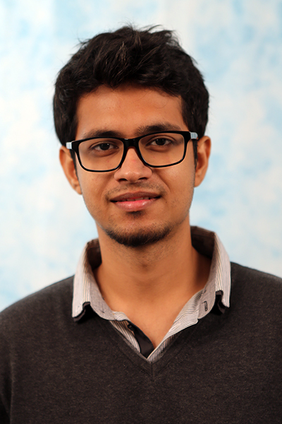 Portrait of Satyaki Chakraborty