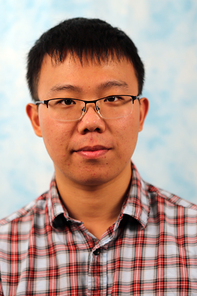 Portrait of Yifan Ding