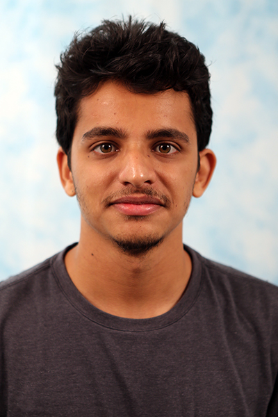 Portrait of Suhit Kodgule
