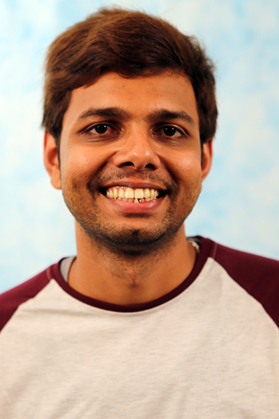 Portrait of Nilesh Kulkarni