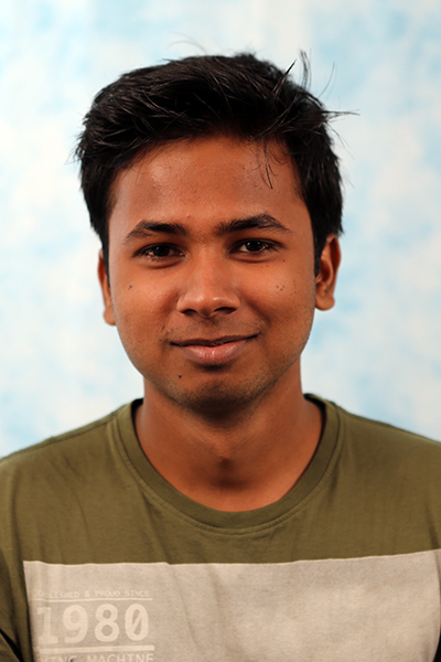 Portrait of Sumit Kumar