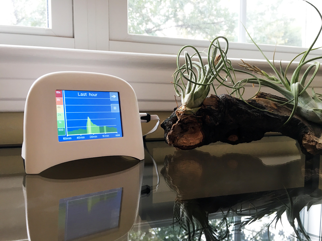 Speck indoor air quality monitor image