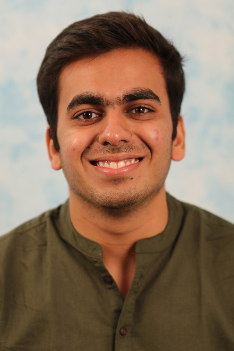 Portrait of Aman Agarwal