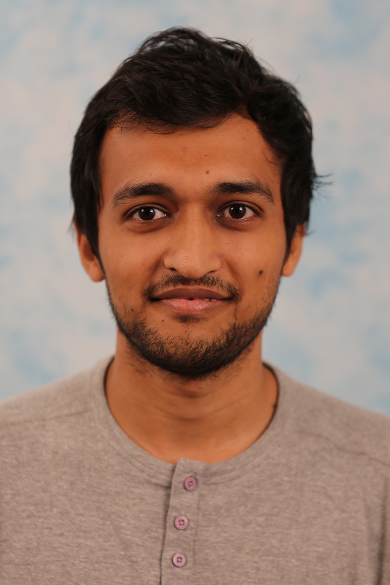 Portrait of Shubham Garg