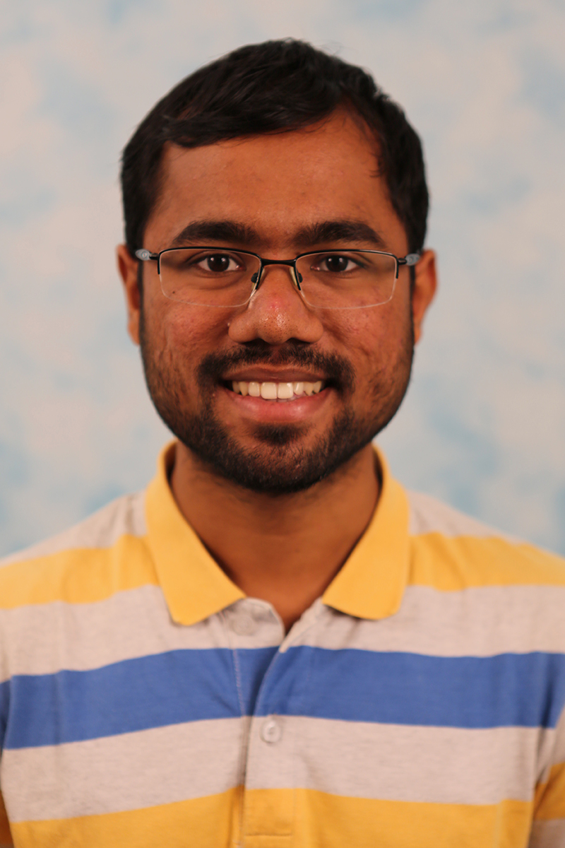 Portrait of Nithin Meganathan