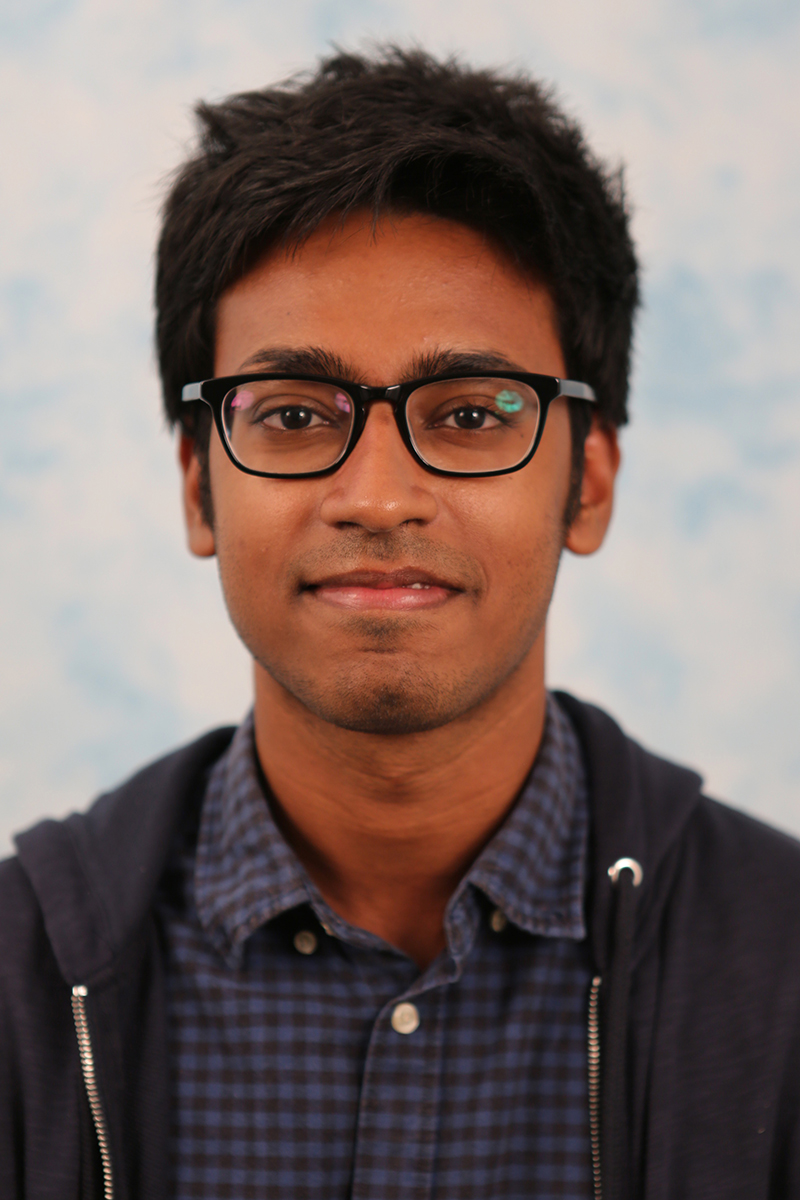 Portrait of Prateek Parmeshwar