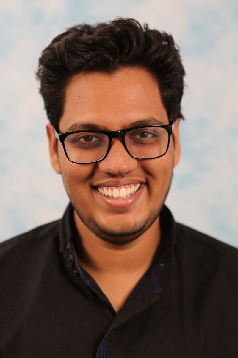 Portrait of Shubham Suresh Patil