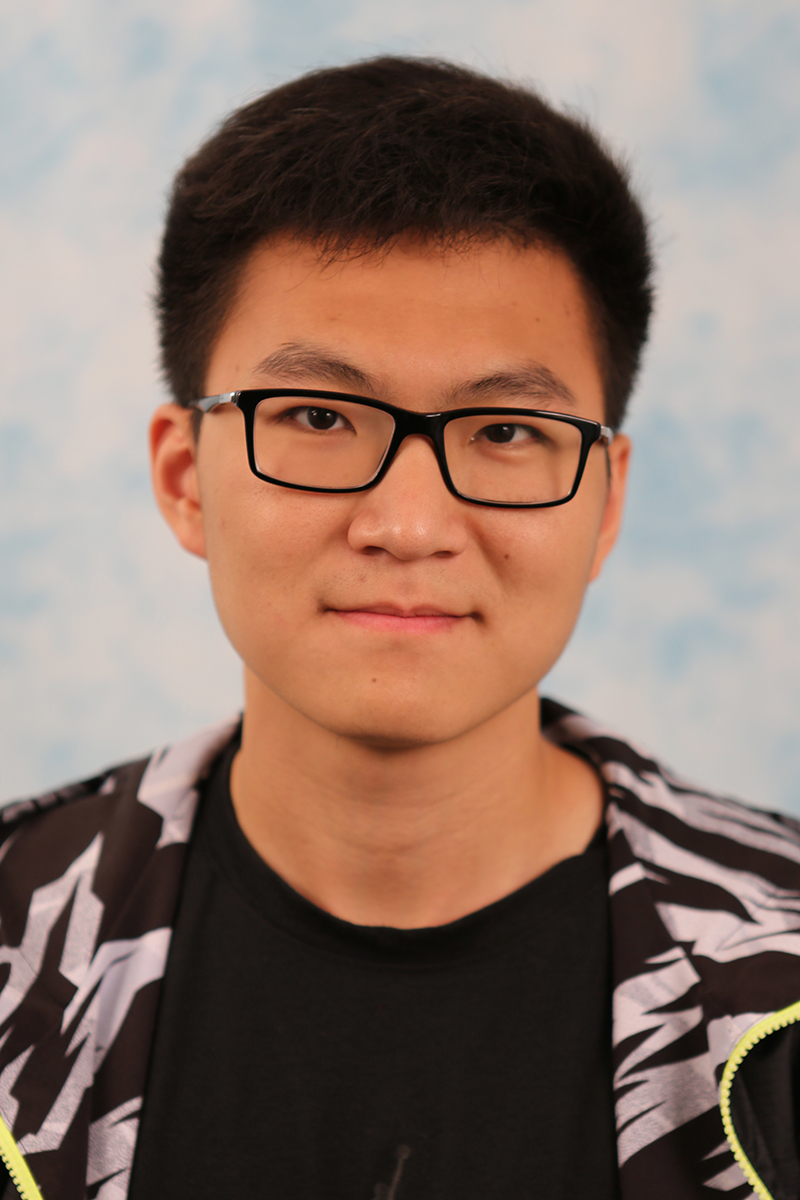 Portrait of Michael Yang