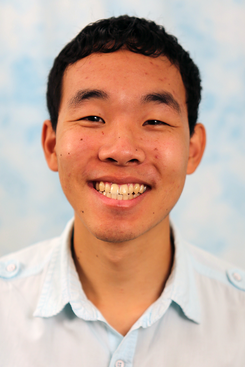 Portrait of Kevin Zhang