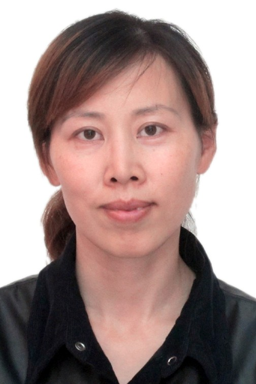 Portrait of Cailing Wang