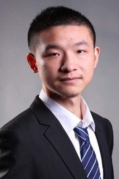 Portrait of Xing Fan