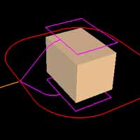 Retract-like structures for Euclidian Spaces image