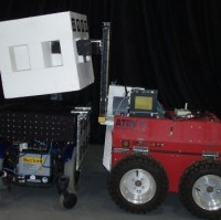 Cluster: Coordinated Robotics for Material Handling image