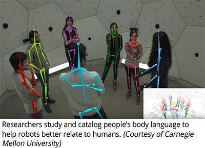 6e11abc69 One of the ways CMU is trying to better understand people is by studying  our body language. Researchers built a life-sized geodesic dome equipped  with VGA ...