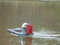 Portrait of Cooperative Robotic Watercraft