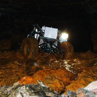 Portrait of 3D Mine Mapping