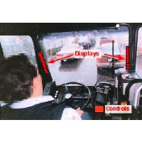 Portrait of Transit Bus Collision Warning Systems