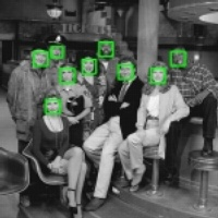 Real-time Face Detection image