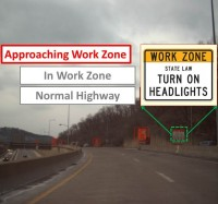 Robust Detection of Highway Work Zones image