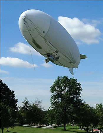 Portrait of Enviroblimp