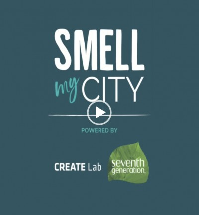 Smell City App Image