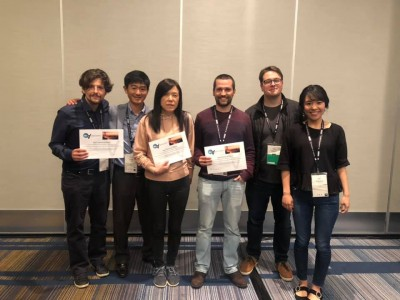 Photo of Researchers at Web4All 2019